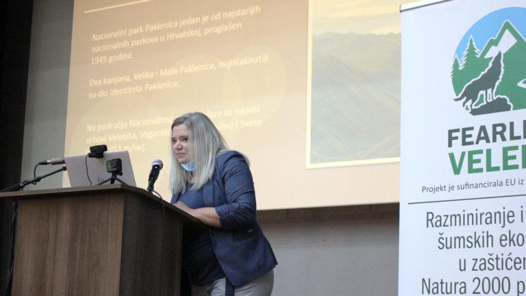 Fearless Velebit - početna konferencija